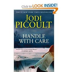 Jodi Picoult has a way with bringing understanding to situations that most of us have never heard about. Handle With Care is heartbreaking and shocking.