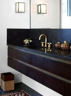 Der Granit Waschtisch wird am häufigsten benutzt und ist ein visueller Blickfang.  http://www.maasgmbh.com/naturstein_granit_waschtische