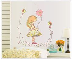 Vinyl Wall Sticker For Children by Decor18 on Etsy, €6.99