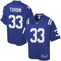 Robert Turbin Indianapolis Colts NFL Pro Line Player Jersey - Royal