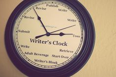 """I think I need this clock! (I'm going to call coffee or a latte my """"adult beverage"""".) ha ha"""