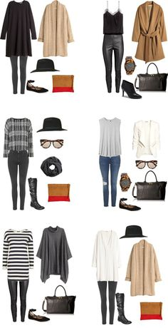 What to Wear in Brussels, Belgium. Outfits 11-16. Entire list is on the blog…