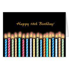 Pansies Birthday Card Large Print