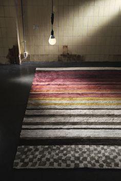 Exclusive linen carpets from Christian Fischbacher. NORDERLAND
