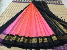Kanjipuram Saree, Kuppadam Pattu Sarees, Silk Saree Kanchipuram, Bandhani Saree, Pink Saree, Saree Dress, Indian Sarees, Saris, Saree Blouse Neck Designs