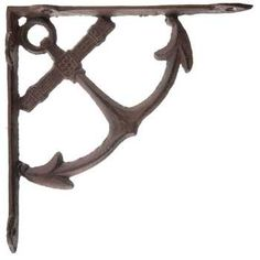 Anchor Cast Iron Bracket