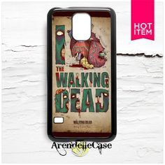 The Walking Dead I Love Zombie Samsung Galaxy S5 Case