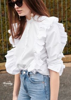 Elaborate shirting - & Other Stories