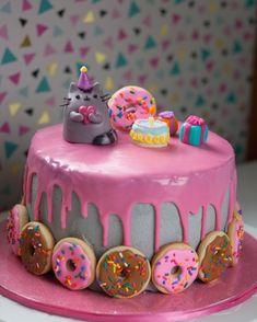 Beautiful Photo of Pusheen Birthday Cake . Pusheen Birthday Cake I Made A Pusheen The Cat Cake For My Daughter Baking Birthday Cake For Daughter, Birthday Cake For Cat, Happy Birthday Cakes, Birthday Cake Toppers, Purple Birthday, Pusheen Cakes, Bolo Paris, Pusheen Birthday, Birthday Cake Greetings