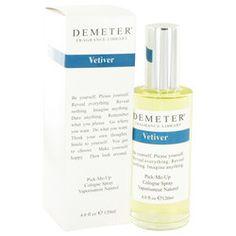 Demeter by Demeter Vetiver Cologne Spray 4 oz (Women)