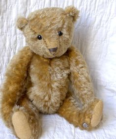George  by teddybearswednesday on Etsy