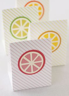Free Printable Citrus Slices Box Template by @Kristen Magee