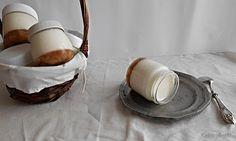 Coisas simples são a receita ...: Iogurte de pêra e canela