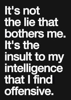 Liars suck