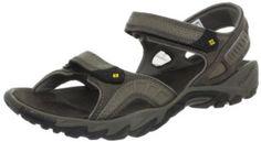 Columbia Men's Sandero Sandal,Mud/Cyber Yellow,12 M US Columbia. $55.00