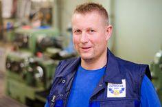 OeTTINGER Mitarbeiter Ralf V.