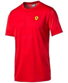 af87048402 Puma Men s Ferrari T-Shirt Men - T-Shirts - Macy s