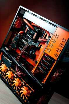 Case Mod -Tainted Freshly Squeezed- COMPLETE + PICTURES - Page 4 - bit-tech.net Forums