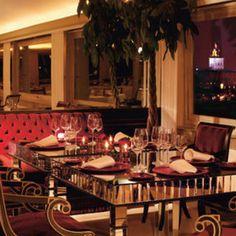 The Hassler - Rome engagement dinner!