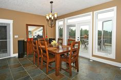 Dining Room  www.jaywest.ca