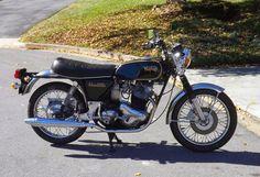 1974 Norton Commando 850 ebay Auction