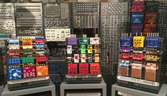 Guitar FX repurposed for modular synthesis