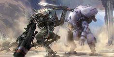 Titanfall 2 Battle