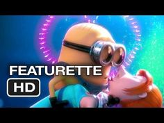 Despicable Me 2 Featurette - First Look (2013) - Steve Carell Sequel HD