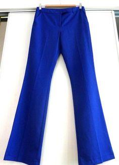 Kupuj mé předměty na #vinted http://www.vinted.cz/damske-obleceni/siroke-kalhoty/16876841-syte-modre-elegantni-zvonace-bohostyl-topshop-styl-70ties