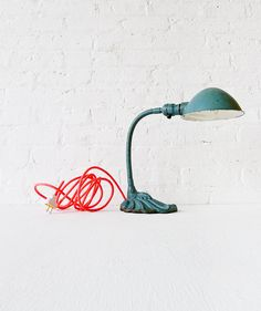 old lamp + neon 2