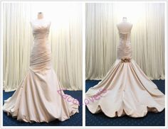Mermaid Sweetheart Modest Sexy Plus Size Long Prom