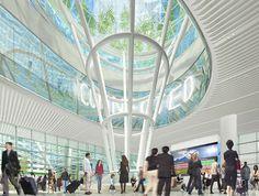 Transbay Center: San Francisco is Building the Future of Public Transportation Beneath a 5.4-Acre Rooftop Park