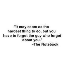 Not from The Notebook, but...