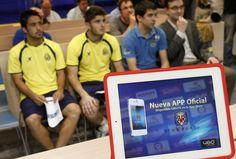 ¡Descarga la aplicación oficial del Villarreal CF completamente gratis! Villarreal Cf