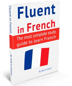 Struggling to learn French? Find the solutions in this great book. answer.Great bonus: Study Plan / Audio Bonus.... Learn more here https://store.talkinfrench.com/product/study-guide/