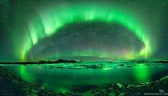 :-):-)northern lights