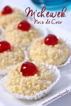 M'chewek noix de coco