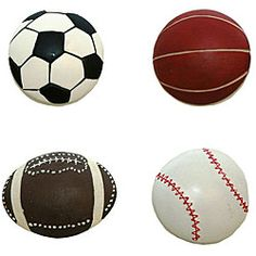 @Overstock - Customize furniture, cabinetry, coat racks and more with these fun drawer pulls. This drawer pull set features a Sports design.http://www.overstock.com/Home-Garden/Sports-12-piece-Drawer-Pull-Set/4728292/product.html?CID=214117 CAD              45.50