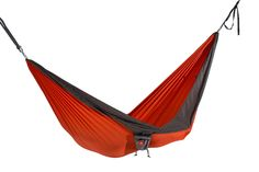 Our Original Roo Red Hammock! With every ROO purchased, we give a treated mosquito net or health education to a family in Africa to fight malaria through our partnership with Malaria No More!