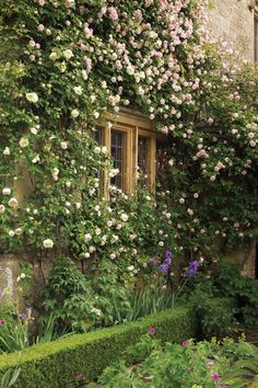 romantic english gardens
