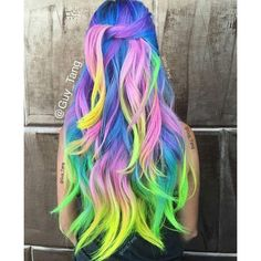 Guy Tang's Best Instagram Pics of 2015 Modern Salon ❤ liked on Polyvore featuring hair