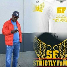 SF with wings shirt design edition