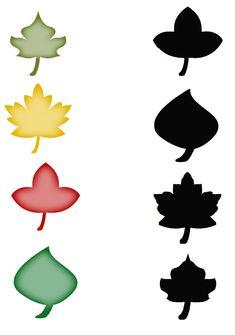 easy_shadow_match_worksheets_for_preschool (1) | Crafts and Worksheets for Preschool,Toddler and Kindergarten