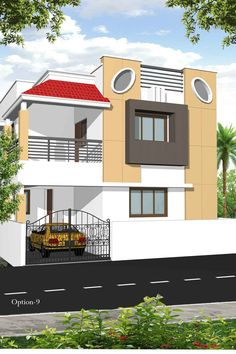 We provide luxury apartments, Modern flats and luxury Villas and homes across Madurai. We are Best Builders and Property Developer in Madurai. Indian House Plans, New House Plans, House Front Design, Modern House Design, Beautiful Small Homes, Independent House, False Ceiling Design, Dream House Exterior, House Elevation