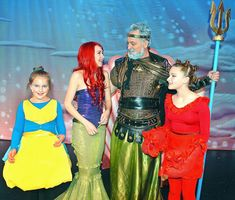 Making a big production of 'The Little Mermaid' | PostIndependent.com