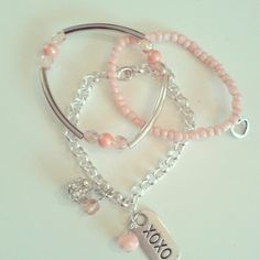 XOXO peach silver DQ
