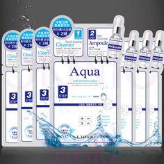 L'affair AQUA 3 step Skin Renewal Mask