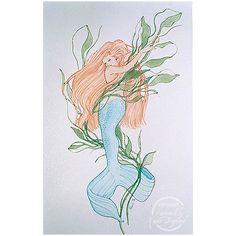 mermaid by Karen Bagnard