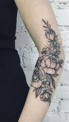 Arm Tattoos for Wome