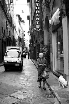 A Nonna in Florence